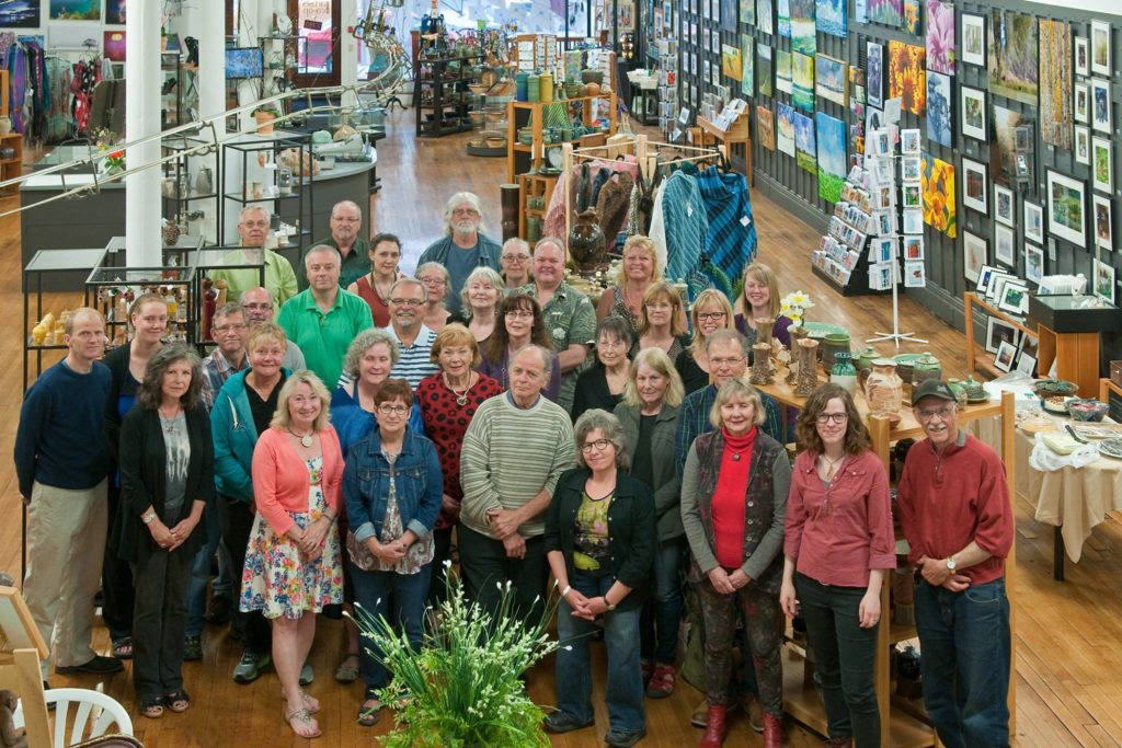 """The Artists Coop In Owen Sound Is """"A Feast For All 5 Senses"""" featured image"""