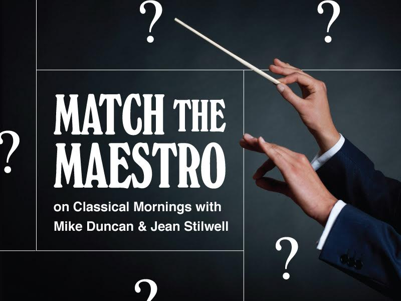 Match the Maestro Contest featured image