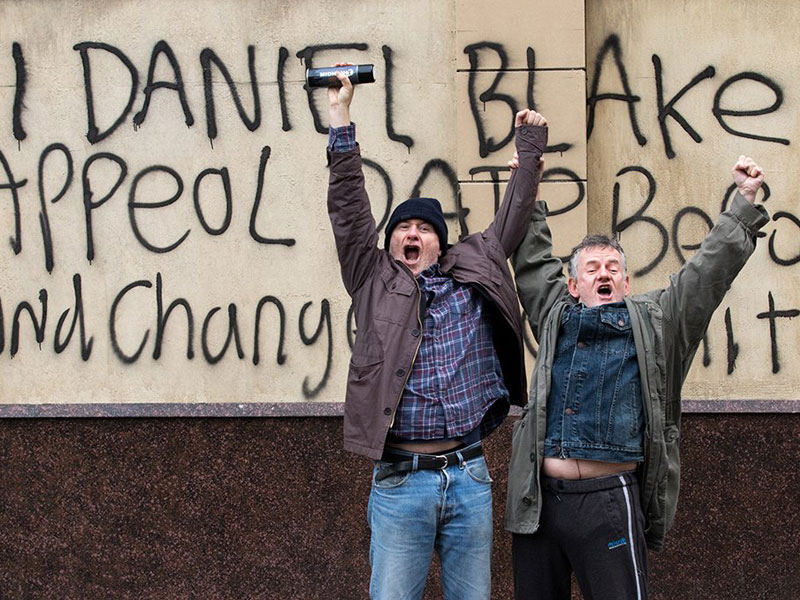 I, Daniel Blake, Film Review by Marc Glassman featured image