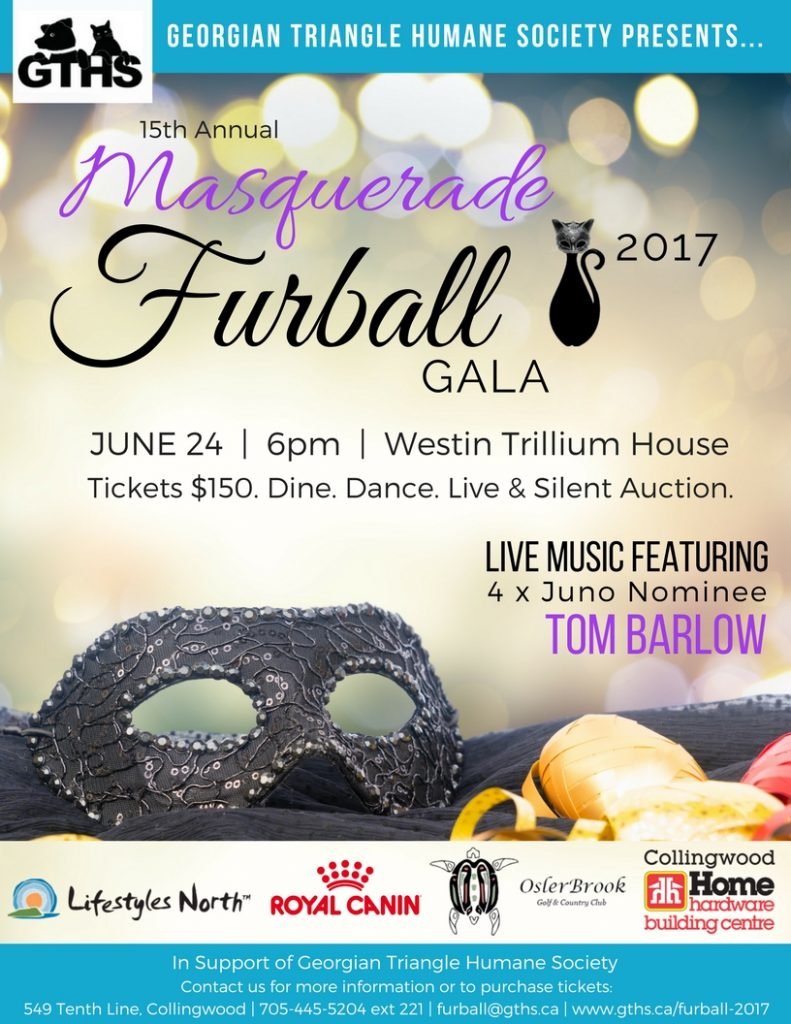 A Spectacular Evening Of Masquerade And Mystique Supporting The GTHS featured image