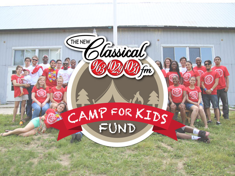 The New Classical FM 2019 Camp for Kids Fund! featured image