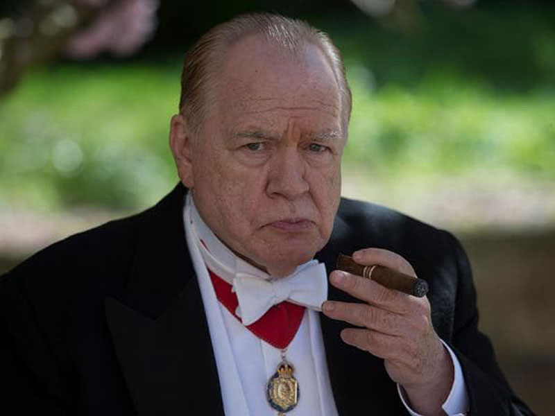 Churchill, Film Review by Marc Glassman featured image