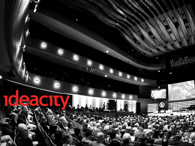 The 20th Annual ideacity Conference: June 19, 20, 21 featured image