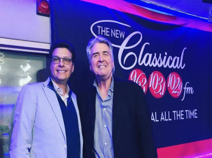 Kerry Stratton talks with Carlos Bastidas, Music Director of The Ontario Pops featured image