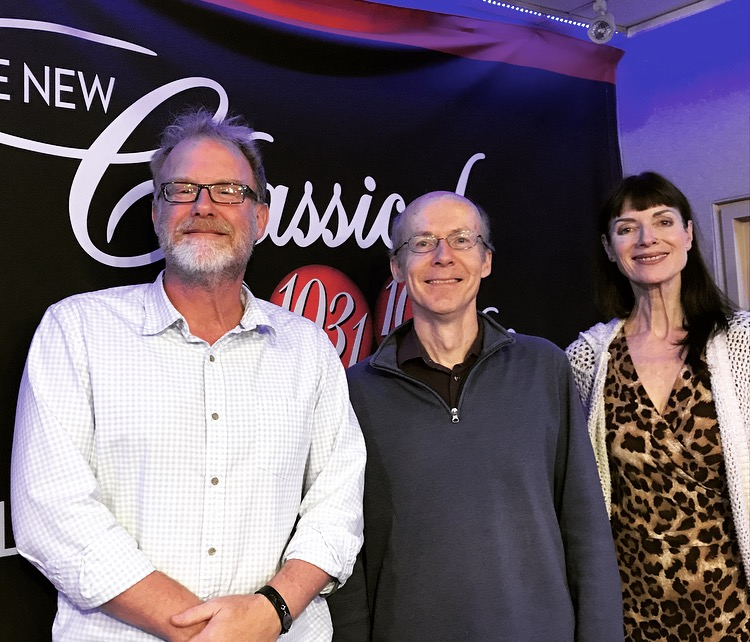 David Fallis of Toronto Consort chatted with Mike and Jean on Classical Mornings featured image