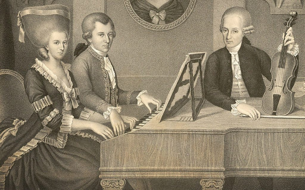 November 14, marks the birthday of the ultimate stage father: Leopold Mozart featured image