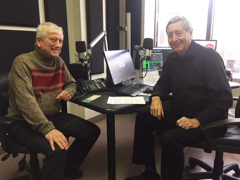 Brian Rae of ChoralWorks Collingwood talks with Bill Anderson featured image