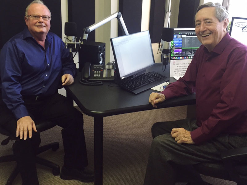 Bill Chats with John Alden French, artistic director of Brookside Music Association featured image