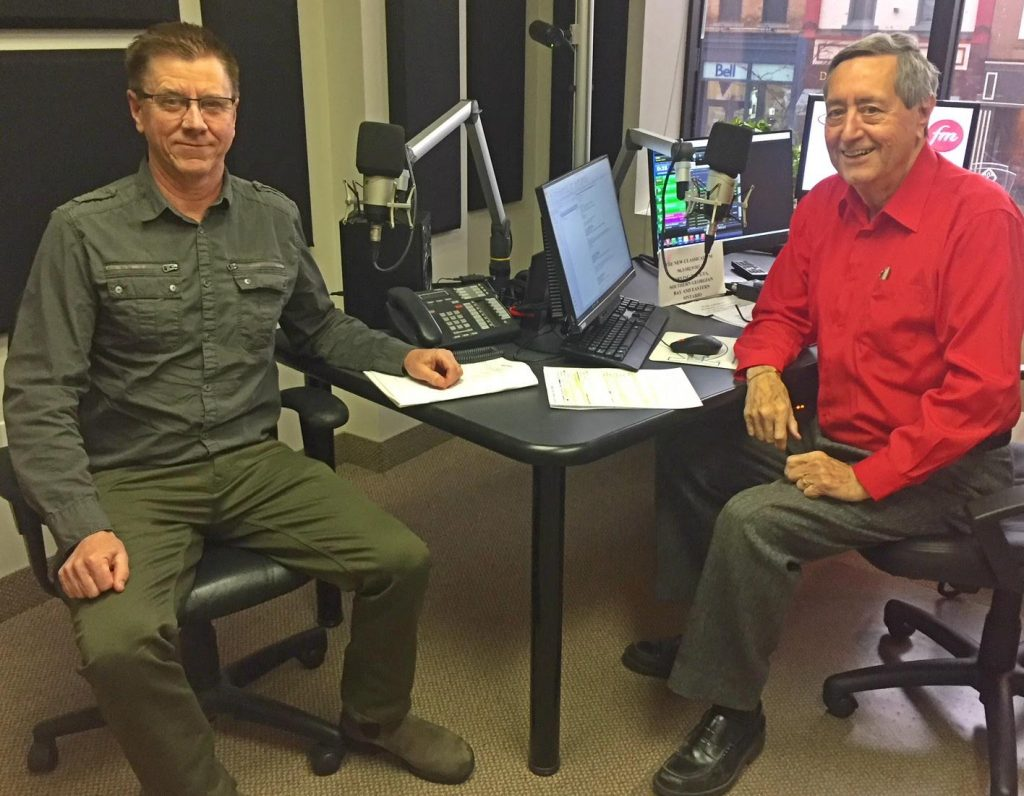 Interview with Steve Winfield, Lyrica Chamber Choir Barrie featured image