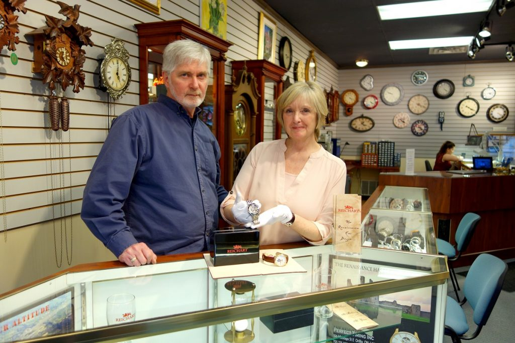 "Rick Brownbill Of ""Perfect Timing"" In Orillia…Part Of The Brownbills Clockmakers Dynasty featured image"