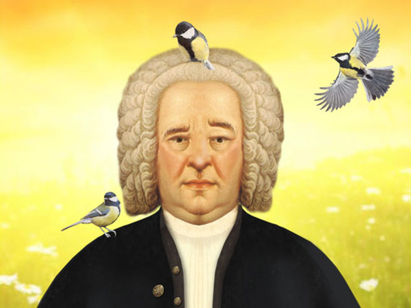 We like to think of Bach as a Spring Composer… featured image