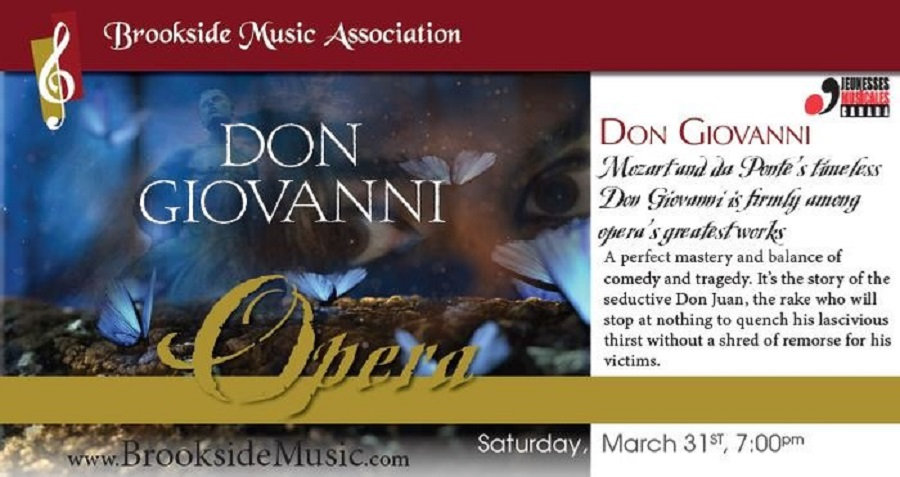 A Fully Staged Opera Set To Be Presented In A Small Town Venue featured image