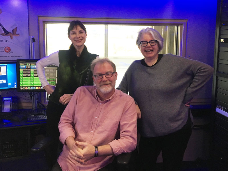 """Mike & Jean speak with """"The Humans"""" Director Jackie Maxwell featured image"""