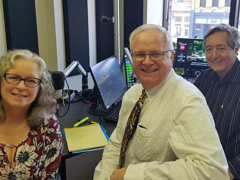 David Adair & Nancy Macdonald, Georgian Bay Symphony interview with Bill Anderson featured image