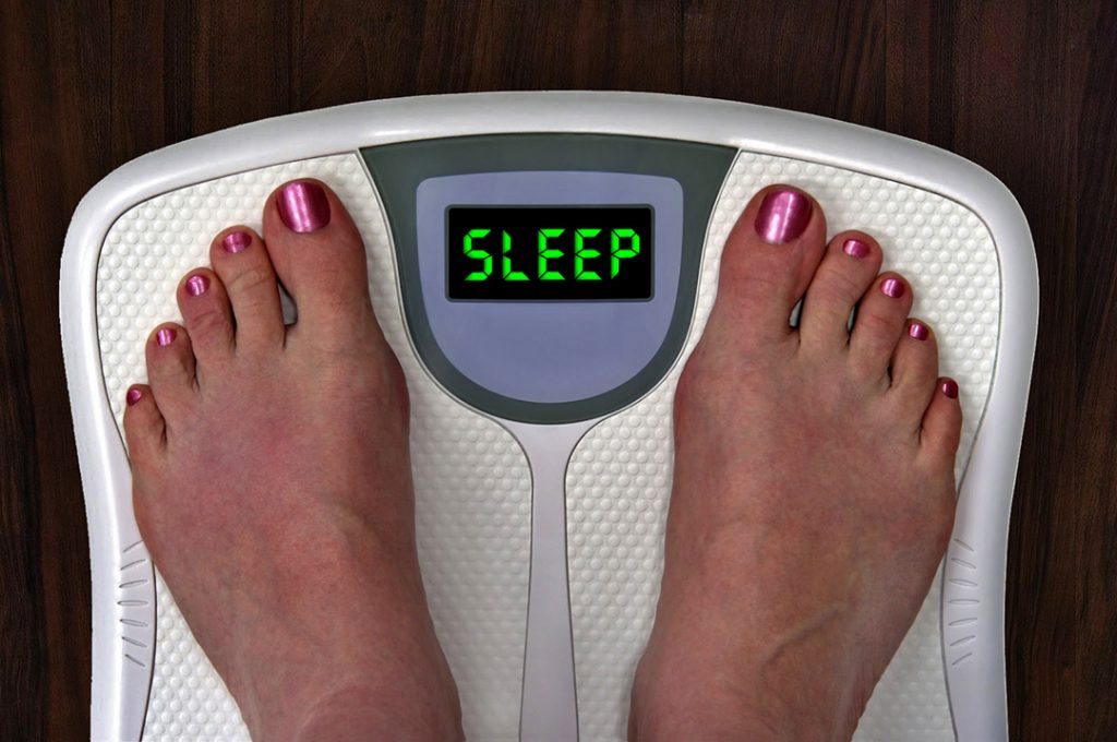 Sleep and Weight Loss featured image