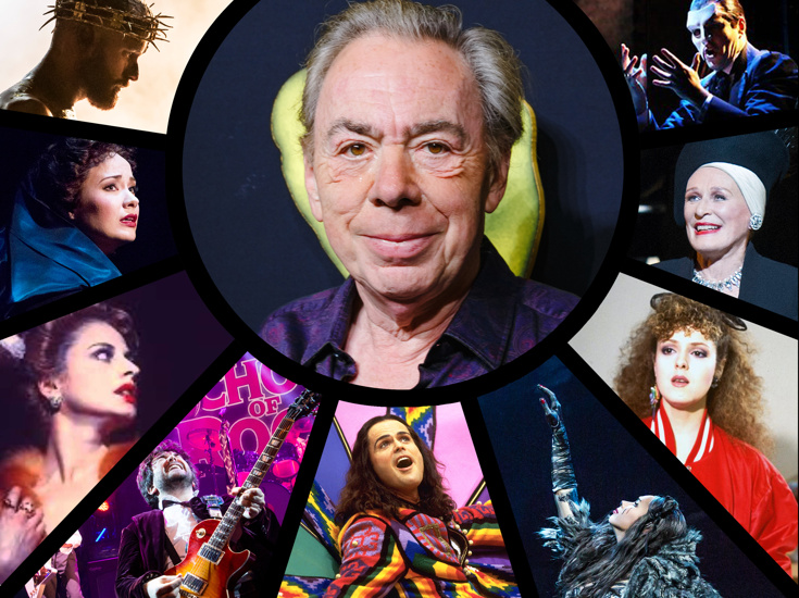 HAPPY BIRTHDAY Andrew Lloyd Webber! featured image
