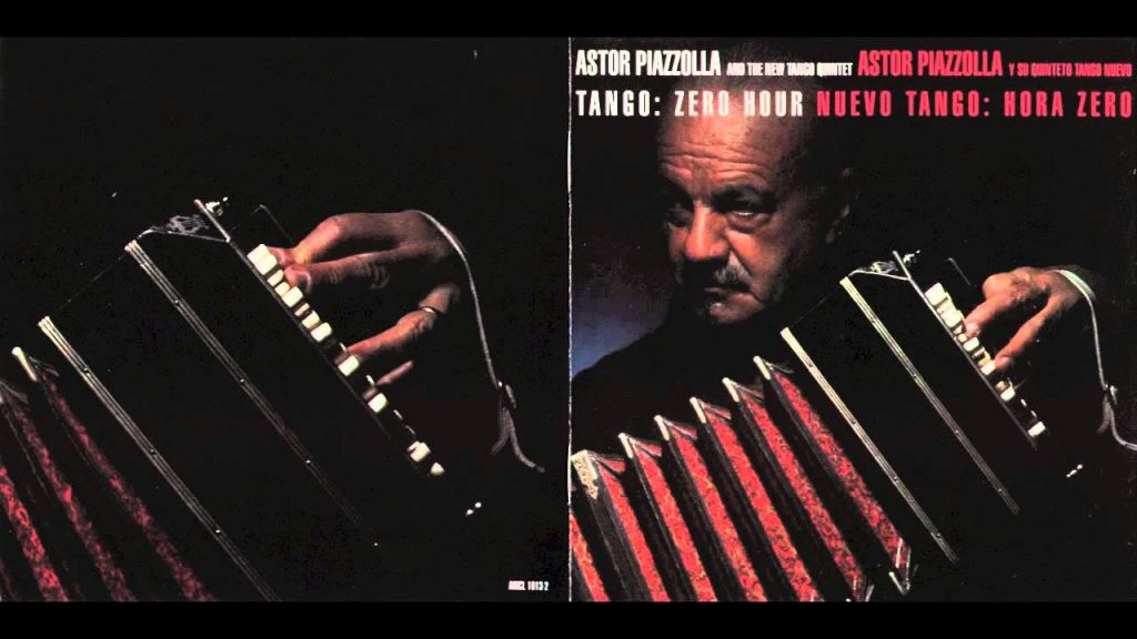Put a rose between your teeth: we're observing the birthday of Nuevo tango legend Astor Piazzolla. featured image