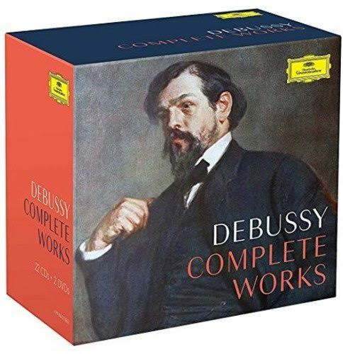 Deutsche Grammophon boxed set of Debussy up for grabs! featured image