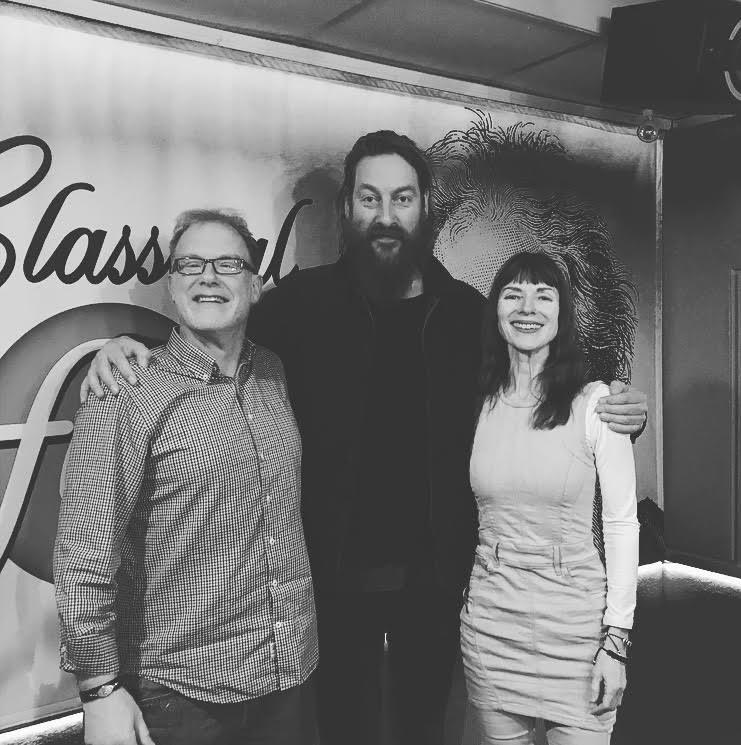 "Dutch minimalist pianist Joep Beving visits ""Classical Mornings"" featured image"