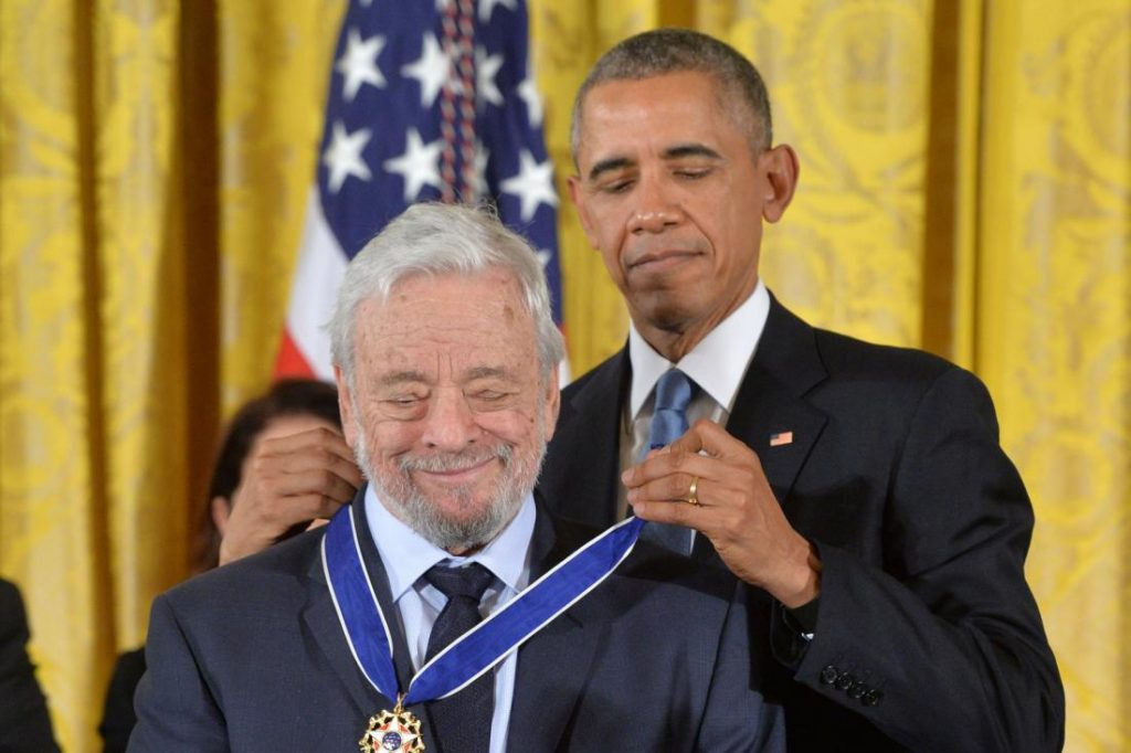 Happy Birthday to Stephen Sondheim, who's 88 today! featured image