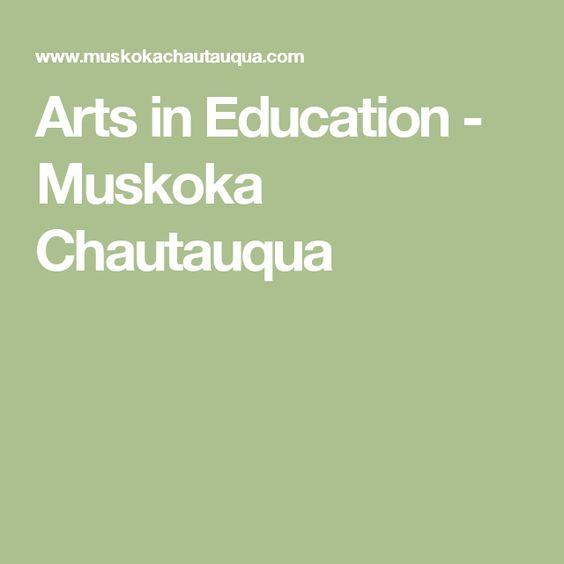 Muskoka Chautauqua…A Theme Park For The Mind featured image