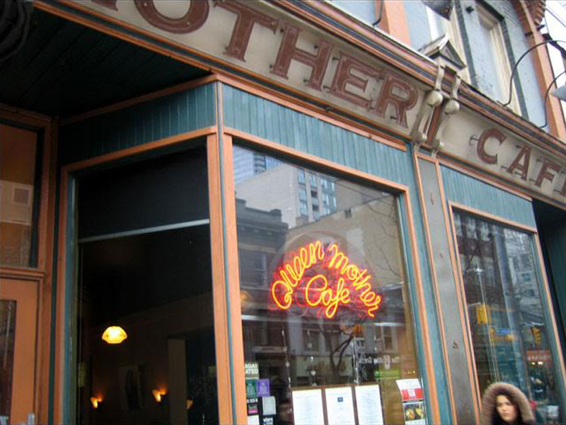 Anti-Noise Pollution League Restaurant of the Week: The Queen Mother Cafe featured image
