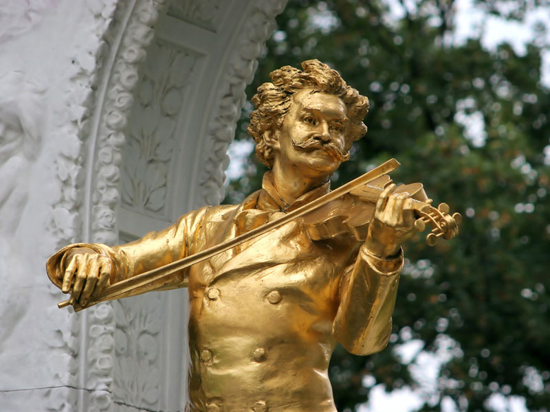 Composer of the Week: Johann Strauss Jr featured image
