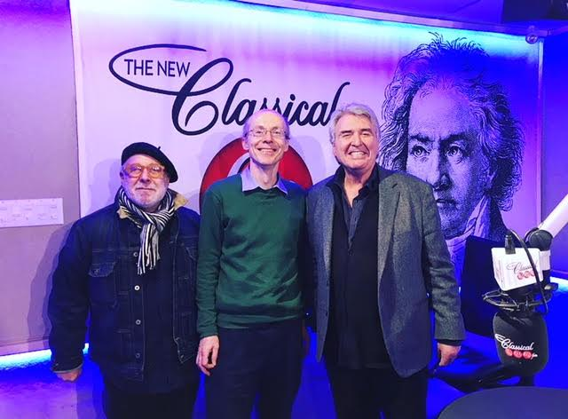 """Conductor David Fallis visited """"The Oasis"""" with Kerry Stratton to talk about """"Soundstreams Presents: Tan Dun's Water Passion"""" featured image"""