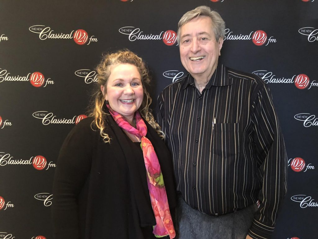 Bill Anderson chats with Penelope Dale, Music Director for The Treblemakers Adult Community Choirs featured image