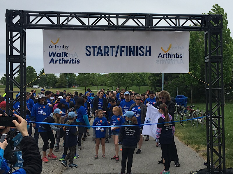 The Walk for Arthritis at Woodbine Park featured image
