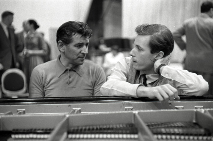 When Leonard Bernstein first hit my radar, it was with a Canadian perspective featured image