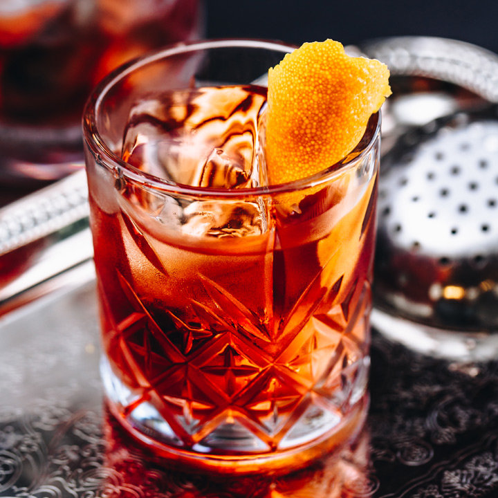 "This Week on ""Dinner Classics"" Cocktail Maestro Norm Owen Perfects the Negroni featured image"