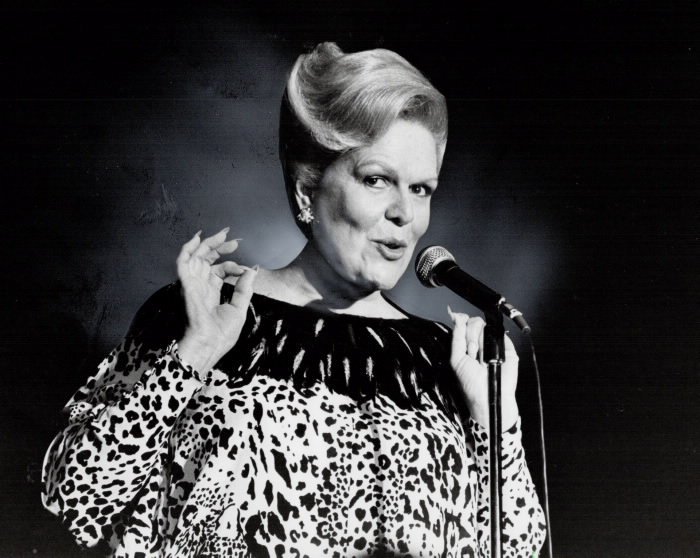 Friday Night on 'A Little Night Music' – Vintage Vocalists: Maureen Forrester featured image