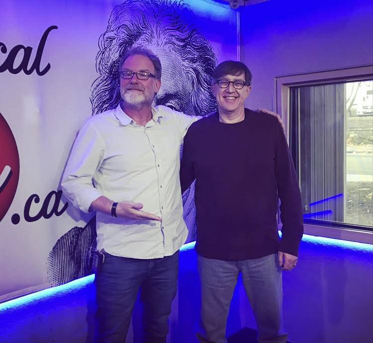 """Author Allan Levine visits """"Classical Mornings"""" to chat about """"Seeking the Fabled City"""" featured image"""