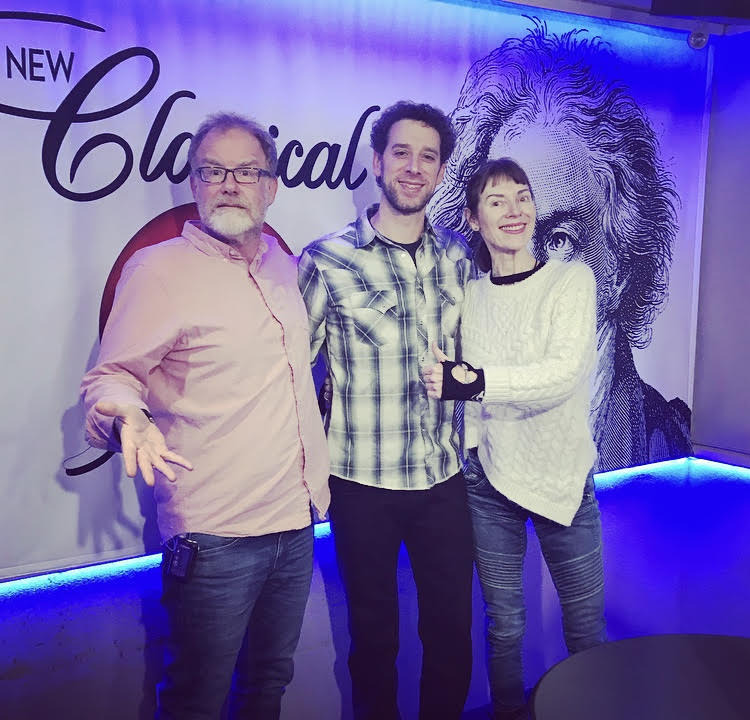 """Eric Stein chats about Tio Chorinho and Brazilian Choro music on """"Classical Mornings"""" featured image"""