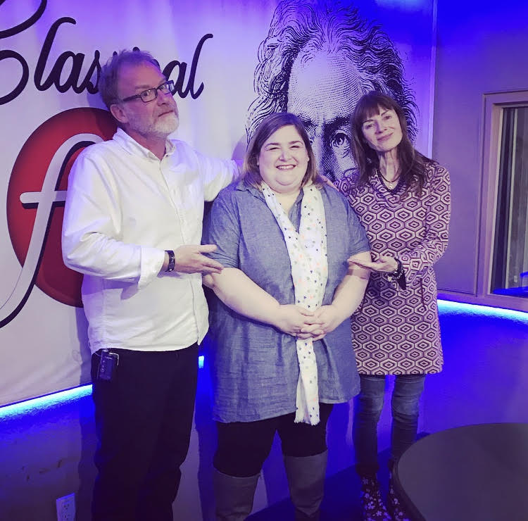 """Holly Thompson of the Scott Mission's Holiday Hope Fund visits """"Classical Mornings"""" featured image"""