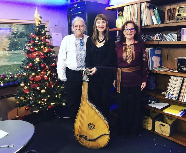 Bandura fans: Ukrainian holiday programs coming up late December featured image