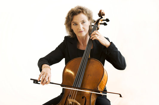 Saying goodbye to Tafelmusik: principal cellist Christina Mahler in her last season featured image