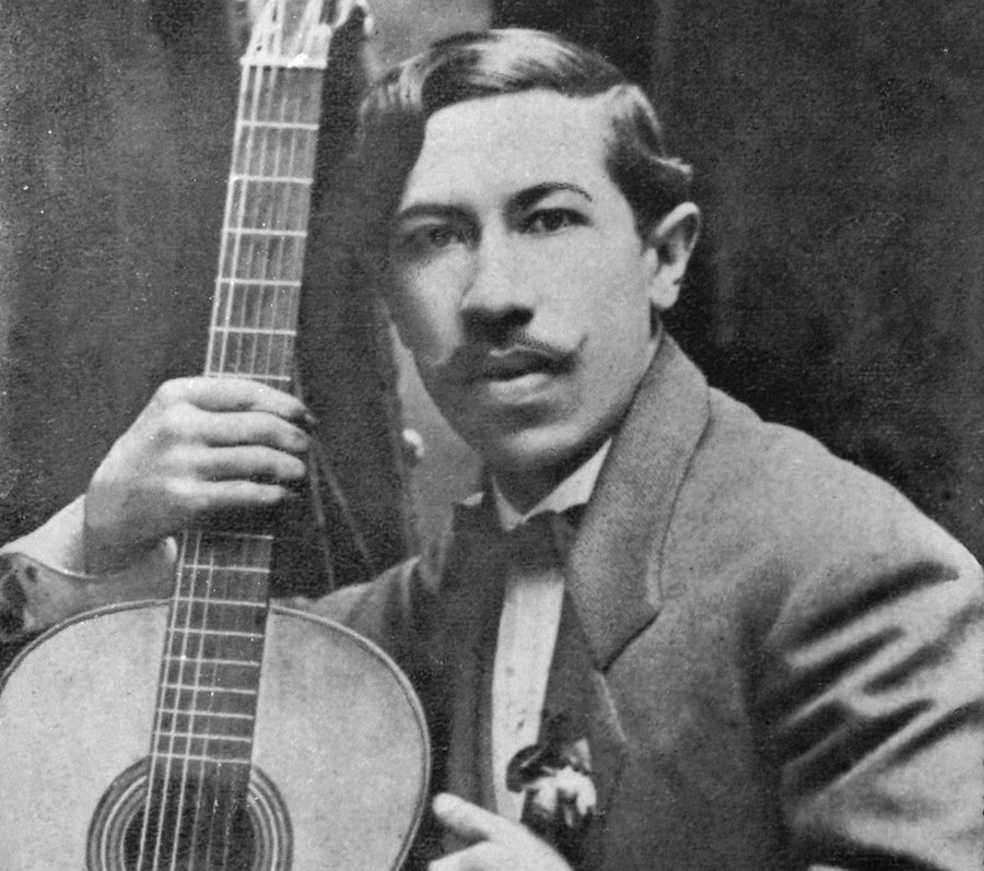 The Godfather of Guitar: composer Agustin Barrios featured image