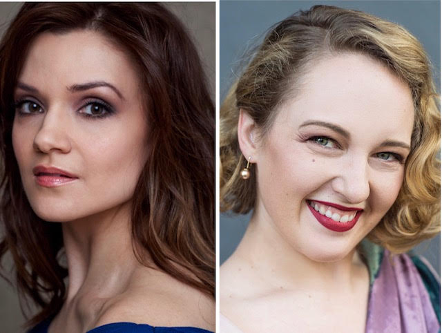 Musetta Squared: chatting with the two sopranos who both premiere their flirty Musettas at the COC featured image