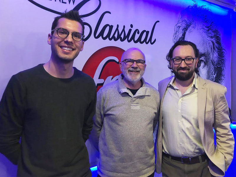 "Audio: Organist Nicholas Capozzoli and Organix Concerts Gordon Mansell on ""The King of Instruments"" featured image"