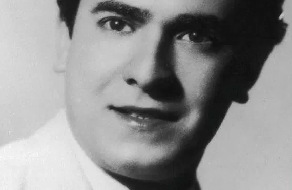 Friday Night on 'A Little Night Music' – Vintage Vocalists: Giuseppe di Stefano featured image