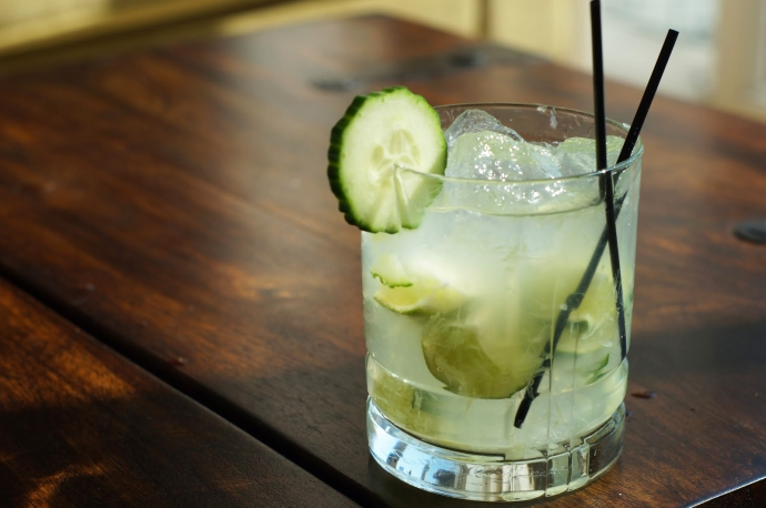 "This Week on ""Dinner Classics"" with Cocktail Maestro Norm Owen: Cucumber featured image"