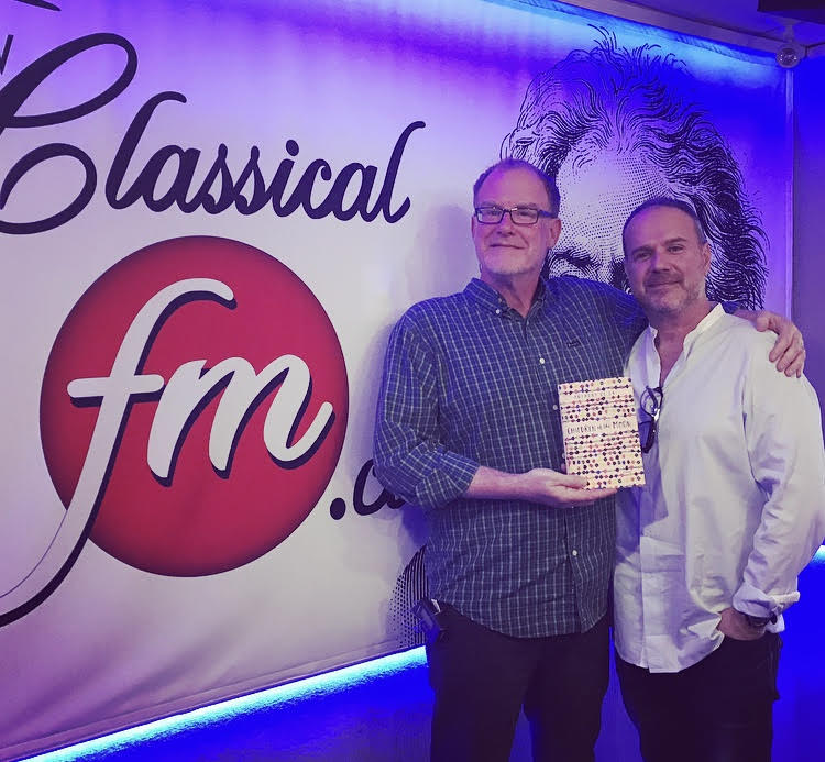 "Author Anthony De Sa chats about ""Children of the Moon"" on ""Classical Mornings"" featured image"