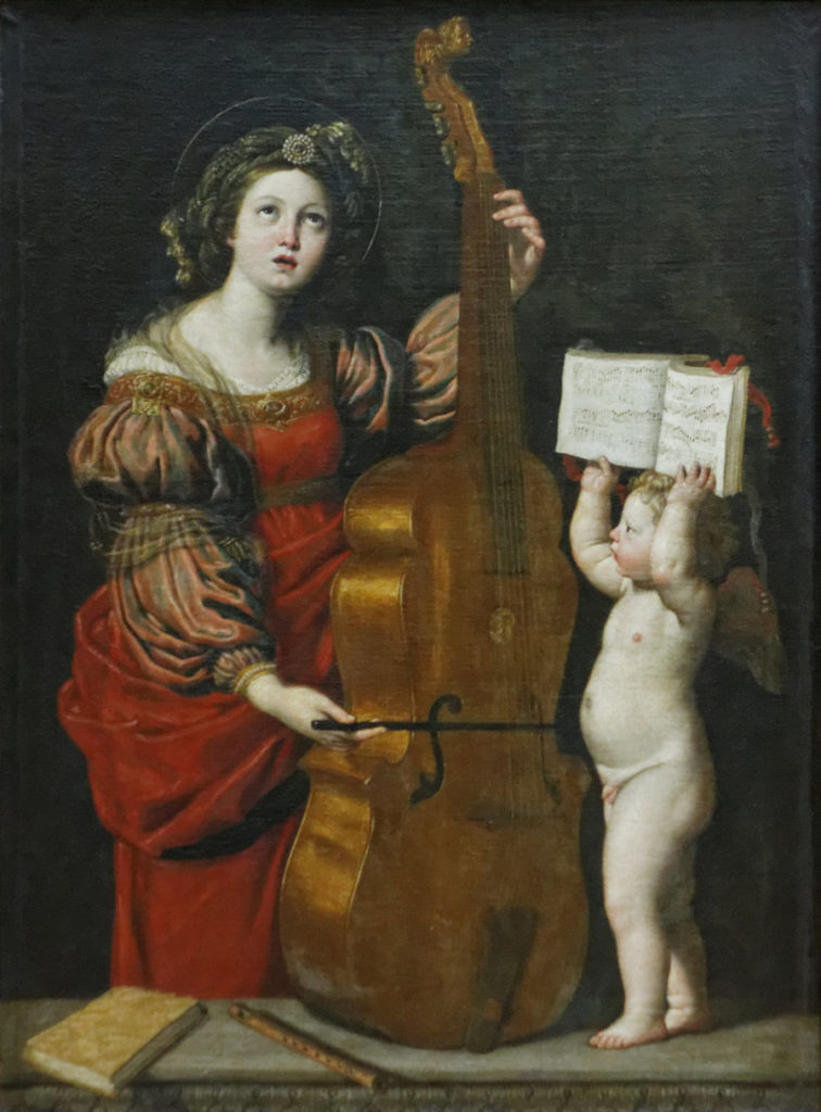 Who put the viola da gamba on the map? Who was one of the first to write program music? Marin Marais, that's who. featured image