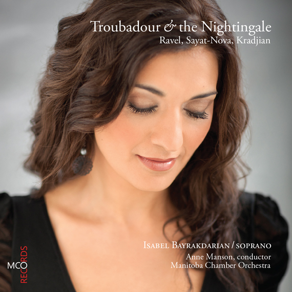 June 30, 2019 Sunday Night at the Opera: Isabel Bayrakdarian featured image