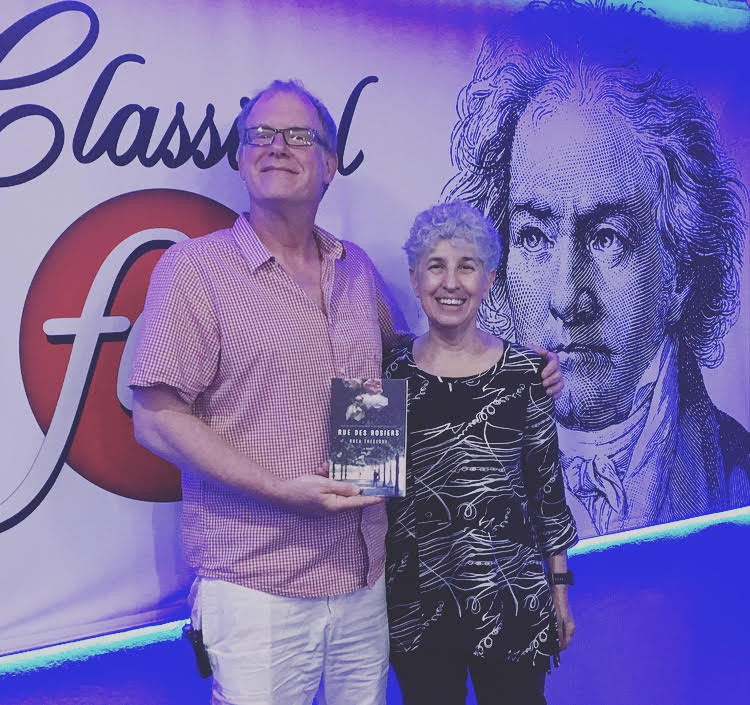 """Writer Rhea Tregebov's visits """"Classical Mornings"""" to chat about her latest book, """"Rue des Rosiers"""" featured image"""