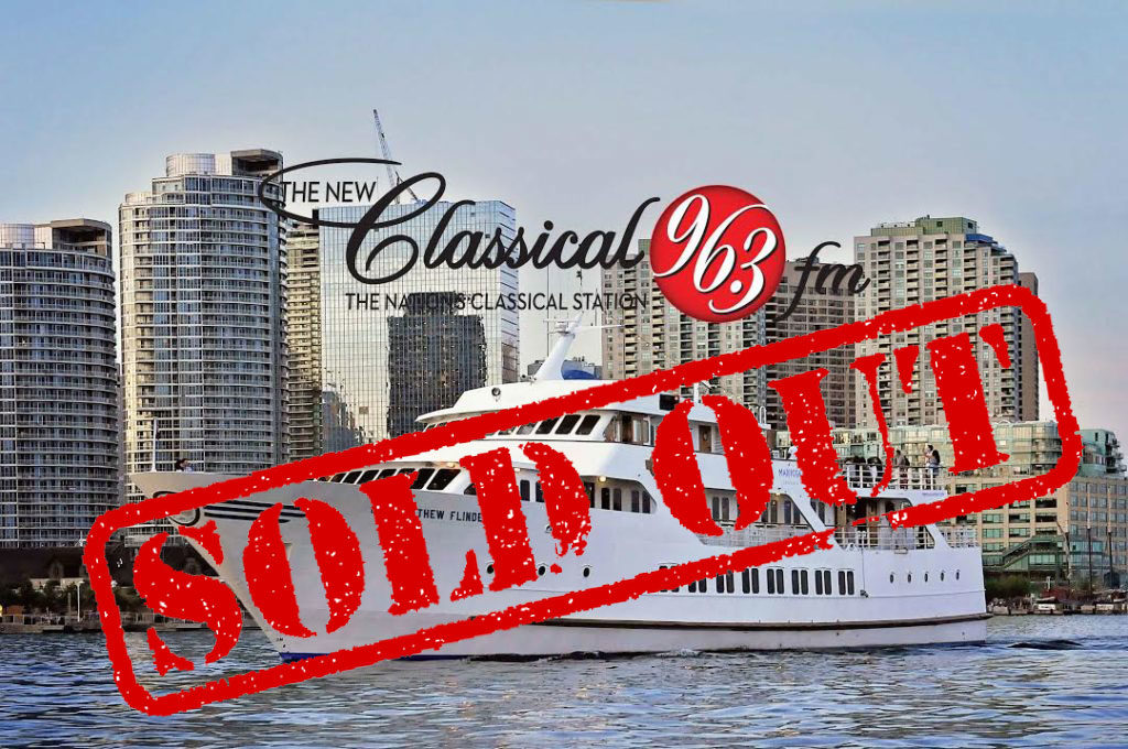 Join us on The 5thAnnual Classical FM SummerCruise! featured image