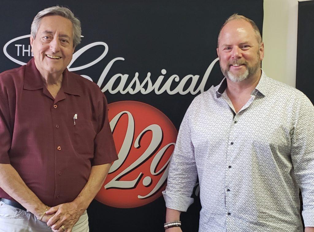 Craig Ashton Talks Opera Under the Stars! featured image