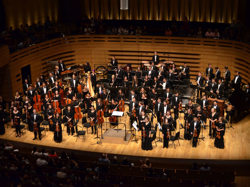 """British Maestro Micheal Francis Tells us About The National Youth Orchestra of Canada's """"Odyssey Tour"""" featured image"""